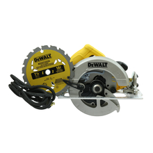 "Dewalt DWE575SB 7-1/4"" Corded Lightweight Circular Saw w/ Electric Brake - New"