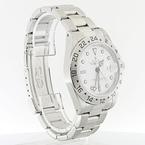 Authentic Men's Rolex Explorer II 16570 Men's Stainless Steel Watch 40MM