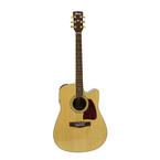 Ibanez Artwood AW100CE Cutaway Dreadnought Acoustic Electric Guitar