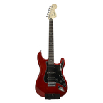Squier by Fender Affinity Stratocaster Strat Beginner Electric Guitar - Red