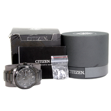 Citizen Ecosphere Eco-Drive 48mm Black Dial Men's Watch - B620-S094917