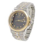 Men's Raymond Weil Parsifal 9090 Stainless Steel Two-Tone Gold-Tone 36mm Quartz Watch