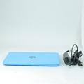 """HP Stream 11-Y010NR Laptop - 11.6"""" - 1.60GHz - 4GB RAM- 32GB SSD - Win 10 - Blue"""