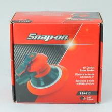 "Snap-On Low Vibration 6"" Orbital Palm Air Sander - PS4612"