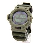 Casio G-Shock Solar Men in Military RISEMAN Watch - G-9200ER-3 - G9200ER-3