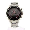 Invicta Speedway Chronograph Black Dial Stainless Steel Men's 48mm Watch - 22395