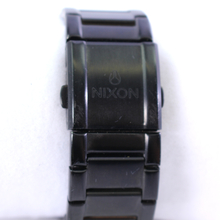 Men's Nixon The Cannon All Gunmetal Stainless Steel 48mm Watch - A160-001-00