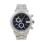 Men's Gucci G-Chrono XL Diamond Bezel Stainless Steel Quartz Watch 101M YA101324
