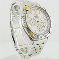Breitling Windrider Flyback Watch B35312 18K & Stainless Steel Mens Watch