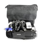 Epson H551A Wireless XGA 3LCD Projector - 3000 lumens - Remote, VGA Cable, Bag