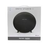 Harman/Kardon - Onyx Studio 3 Portable Wireless Bluetooth Speaker - Black