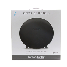 Harman/Kardon - Onyx Studio 3 Portable Wireless Bluetooth Speaker - Black