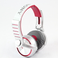 SONY MDR-X10/RED Over-Ear X Wired Microphone Headphones