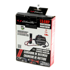 Schumacher SE-1-12S-CA Fully Automatic Onboard Battery Charger - 1.5 Amps - New
