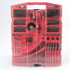 Black & Decker Drilling Driving Heavy Duty Combination Drill Bits Set