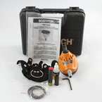 Bostitch Industrial High Speed Palm Impact Nailer Kit w/ Carrying Case - PN100