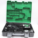 Hitachi DS18DSAL 18V Compact Pro Driver Drill w/ Flashlight, 2 Batteries & Case
