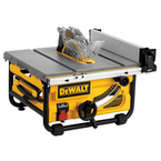 "DeWalt DWE7480 15 Amp 10"" Site-Pro Compact Jobsite Table Saw - NEW"