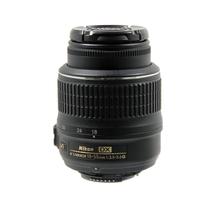 Nikon AF-S DX NIKKOR 18-55mm f/3.5-5.6G VR Lens for Nikon DSLR Cameras