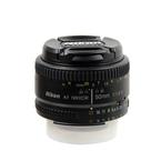 Nikon AF NIKKOR 50mm f/1.8D Auto Focus Lens for D50 D70 D80 D90 D200 D300s D7000