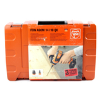 Fein ASCM 18 QXC 4 Speed Cordless Drill / Drivers with Removable Chucks - New