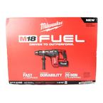"Milwaukee 2717-21HD M18 1 9/16"" Fuel Cordless Rotary Hammer Drill Kit - NEW"