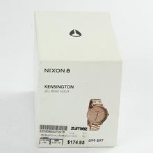 Ladies Nixon Kensington All Rose Gold-Plated Quartz 37mm Watch - A099-897