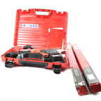 Hilti DX 351-CT Fully Automatic Powder-Actuated Tool Kit - Grip Section X-PT - Tube Prolongateur X-PT (3 Feet)