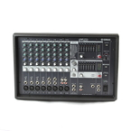 Yamaha EMX212S 12-Channel Powered Live & Studio 200W Amps Mixer