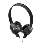 NEW Sol Republick Sound of Life Tracks V8 Headphone w/ Flex Headband - Black
