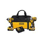 DeWalt 20V Hammer Drill DCD996 & Impact Driver DCF887 Combo Kit DCK299M2 - NEW