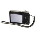 Nikon COOLPIX L27 16.1MP 5x Optical Zoom Digital Camera - Silver