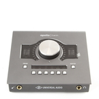 Universal Audio Apollo Twin MKII SOLO 2x6 Thunderbolt Audio Interface with UAD