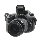 Sony Alpha a58 20.1MP DSLR Camera Kit w/ 18-55mm f/3.5-5.6 SAM II Lens - SLT-A58