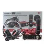 Focusrite Scarlett 2i2 (2nd Gen.) USB Audio Recording Interface - Mosc0012