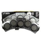 First Act 5-Pad Digital Electronic Drum Set w/ Drum Sticks & Foot Pedal