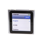Apple 16GB iPod Nano 6th Generation MP3 Player A1366 MC694LL/A - Graphite