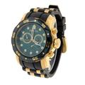 Invicta Pro Diver Chronograph Green Dial Black Strap 48mm Men's Watch - 17886