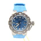 Invicta Pro Diver 23502 Blue Dial & Rubber Strap Automatic 51mm Men's Watch - New