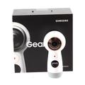 Samsung Gear 360 SM-R210 (2017) Spherical 360 Degree 4K Camera SM-R210NZWAXSP