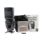Canon Speedlite 600EX-RT Shoe Mount Flash for Canon 7D, 6D, 5D - DS401051