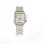 Bulova 96R000 Diamond Accented Stainless Steel Chronograph 30mm Women's Watch