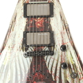 Dean Dave Mustaine VMNT Angel of Deth Graphic V-Shaped Electric Guitar w/ Case