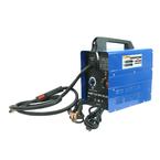 C.M.T. 90 Amp 120v Flux Wire Portable MIG Welder Non Gas Soldering Set - 10253