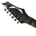 Dean VMNT Dave Mustaine Floyd V-Shaped Electric Guitar w/ Hardshell Case - Black