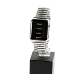 Apple Watch 38mm Smartwatch Stainless Steel Case Milanese Loop Band - MJ322LL/A
