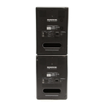 Mackie MR8 2-Way Powered Active Studio Reference Monitor Speaker (Pair)