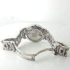 Hermes Stainless Steel Clipper Power Reserve Automatic CL5.170 Watch