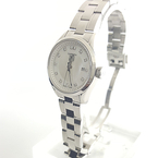 Ladies Tag Heuer Ladies Swiss Quartz Mother Pearl Diamond Dial Stainless Watch