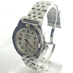 Breitling Galactic 36mm Automatic A37330 Mother of Pearl Dial Steel Watch